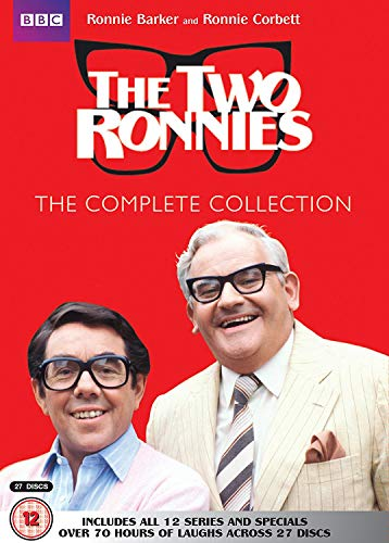 The Two Ronnies: The Complete Collection [DVD]