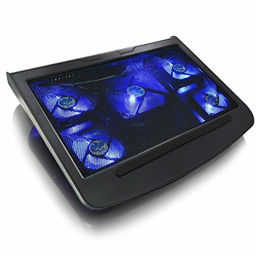 AAB NC45 Kühler Kühlpad Cooler Ständer Lüfter Unterlage für 17 19 Notebook