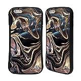 Head Case Designs Ufficiale Nature Magick Rame Oro Marmoreo Metallico Cover Ibrida Compatibile con iPhone 6 Plus/iPhone 6s Plus