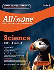 All In One Science CBSE class 10 2019-20 (Old Edition)