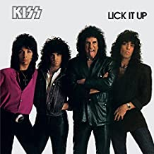 Lick It Up [Vinyl LP]