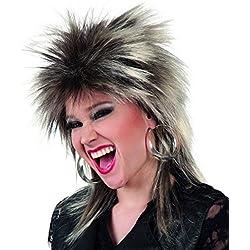 Boland - Peluca para Disfraz de Adulto Punk (86426)