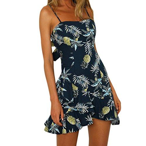 Galleria fotografica Jumpsuit da donna Elegante Sexy - feiXIANG® Estate  Donna Senza maniche Jumpsuit Pagliaccetto 558304898dcf