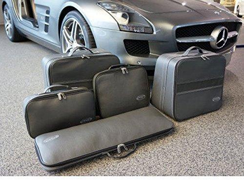 AMG SLS Roadster Reisegepäck Tasche Koffer Set Coupe 13nv-197-cpe