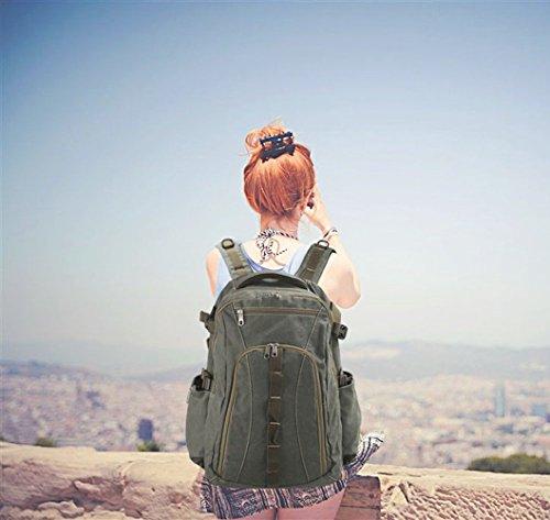 LeahWard® Herren Rucksack Taschen Damen Mode Essener Rucksack Schule Tasche Damen Qualität Berühmtheit Beiläufig Climping Schulter Handtasche CWS00444 CWS00398 CWS00399 CWS00398-Grau