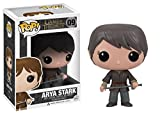 Winter is coming!  If you or somebody you know loves the Game of Thrones series, then this Game of Thrones Arya Stark Pop! vinyl figure if the perfect gift.  Measuring 3 3/4 inches tall, this figure features the fierce daughter Stark holding Needle a...