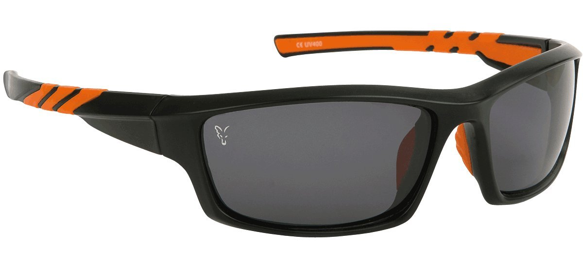 2c87a66cd4e Fox Black   Orange Frames Grey Lens Sunglasses (csn039) - Best Fishing
