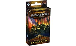 Warhammer Invasion the Card Game: The Iron Rock Battle Pack
