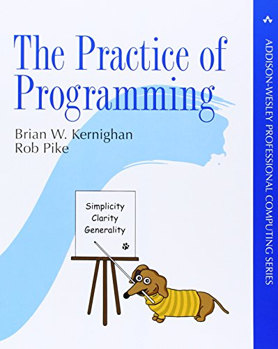Practice of Programming, The (Professional Computing)