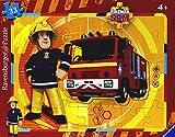 Ravensburger - 06132 - Puzzle - Sam et Son Camion - 35 pièces