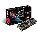 ASUS ROG Strix Radeon RX 4808GB OC Edition DP 1.4HDMI 2.0tarjeta gráfica AMD Polaris strix-rx480-o8g-gaming