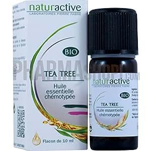 Naturactive Huile Essentielle Bio Tea Tree 10 ml