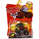Disney Pixar CARS TOON Exclusive Oversized Die Cast Car Rasta Carian - Véhicule Miniature - Voiture