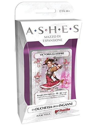 Asterion 8784-Ashes la Duchessa Degli Inganni, edición Italiana