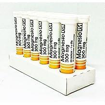 Pack MAGNESIO PH 300mg. 12 Tubos de 20 comprimidos efervescentes. OFERTA 10+2