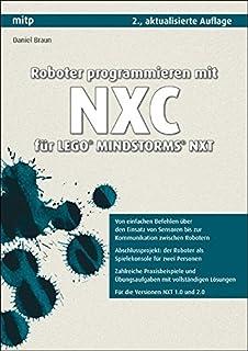 Roboter programmieren mit NXC für LEGO® MINDSTORMS® NXT (mitp Professional) (3826690648) | Amazon price tracker / tracking, Amazon price history charts, Amazon price watches, Amazon price drop alerts