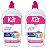 Best Détachants - K2r Détachant Avant-lavage Liquide avec Ciblage Facile Flacon Review