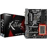 ASRock Z370 Killer SLI/ac Intel Z370 HDMI SATA 6Gb/s USB 3.1 ATX Intel Motherboard/ Intel® 802.11ac WiFi + Bluetooth 4.2 / 7.1 CH HD Audio / ASRock RGB LED / NVIDIA® Quad SLI™, AMD 3-Way CrossFireX™ / 8th Gen Intel Processor Support