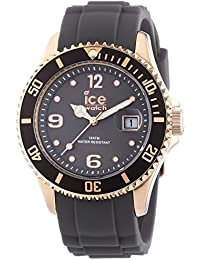 ICE-Watch - Montre Mixte - Quartz Analogique - Ice-Style - Taupe gray - Unisex - Cadran Gris - Bracelet Silicone Gris - IS.TAR.U.S.13
