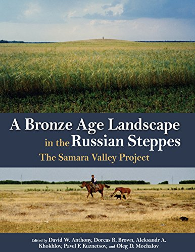 A Bronze Age Landscape in the Russian Steppes: The Samara Valley Project (Monumenta Archaeologica Book 37) (English Edition)