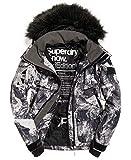 'Superdry Chaqueta de esquí Ultimate Snow Service Jacket ', Druck1 (DRUCK1)