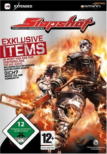 Slapshot Online [SevenGames Extended] [Edizione : Germania]