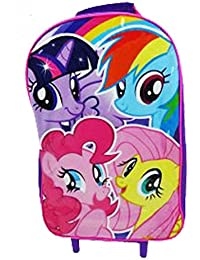 My Little Pony Equipaje infantil, multicolor (multicolor) - MLP001032