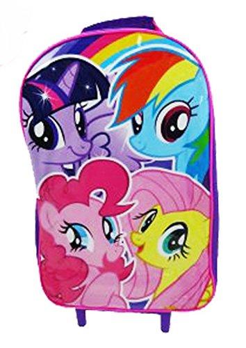 My Little Pony Children's Luggage, 11 Liters, Multicoloured