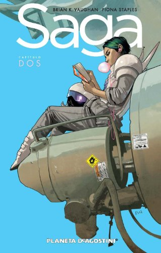 Saga nº 02 (Independientes USA) por Brian K.%Vaughan