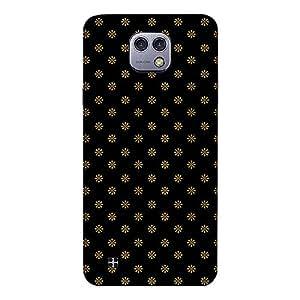 LG X Cam K580 Designer Soft Case Back Cover by Fasheen