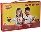 #9: Mitashi Jumbo Art Set, Multi Color