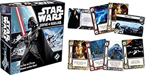 Asmodee Editions FFGSW02 Star Wars: Empire vs Rebellion, Multicolor alfonbrilla para ratón
