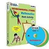 Idaa Class 4-Combo (Mathematics, Environ...