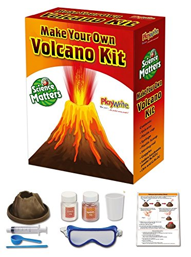Science Matters Make Your Own Volcano Kit