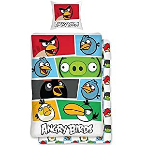 parure de lit angry birds housse de couette coton fr photo 233 scopes