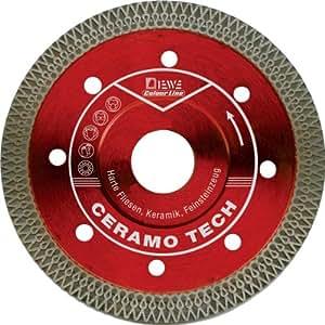 Diewe disco da taglio ceramotech per piastrelle - Disco taglio piastrelle ...