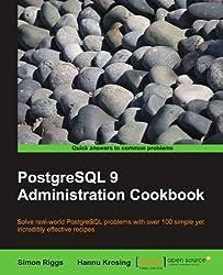 PostgreSQL 9 Admin Cookbook by Simon Riggs (2010-10-26)