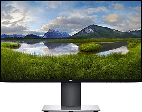 DELL U2419H 60,5 cm (23.8 Zoll) Monitor (HDMI, DisplayPort, LED, 5ms Reaktionszeit) silber