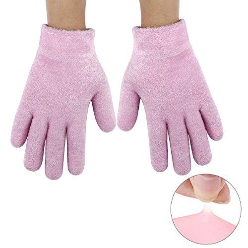 Ultimative Fuß Behandeln (Happon Feuchtigkeitsspendendes Spa Gel Handschuhe mit Spa-Qualität Gel)