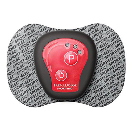 Sport-Elec TENS - Electroestimulador, Color Negro, Talla única