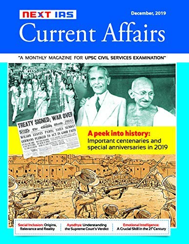 Current Affairs - December 2019 by NEXT IAS
