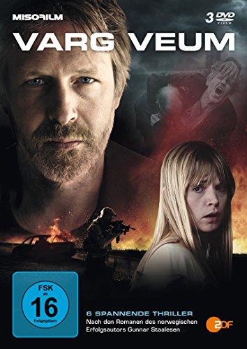 Varg Veum - Der Wolf - Staffel 2 [Edizione: Germania]