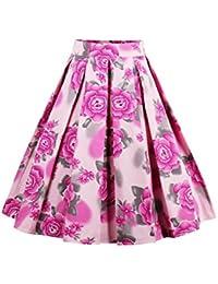 a5792f05cb1f Suchergebnis auf Amazon.de für: Faltenrock lang - Wolle / Röcke ...