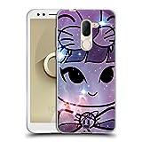 Head Case Designs Close-Up Kitty Suit Kawaii Galaxy Soft