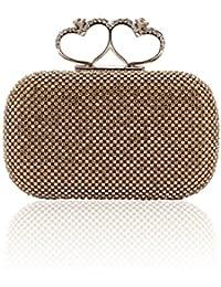 Babyonlinedress Sexy Elegant Robe de Soirée/Bal/Cérémonie Forme Fourreau Sirène/Trompette Longue avec traîne Balayage/Pinceau avec Applique Crystal en Satin