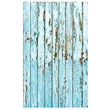 #10: Zibuyu Photography Background,Wood Vinyl Studio Photography Background Backdrop