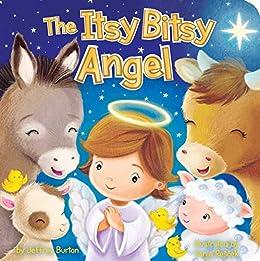 The Itsy Bitsy Angel por Jeffrey Burton epub