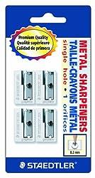 Staedtler Pencil Sharpener - Pack of 4