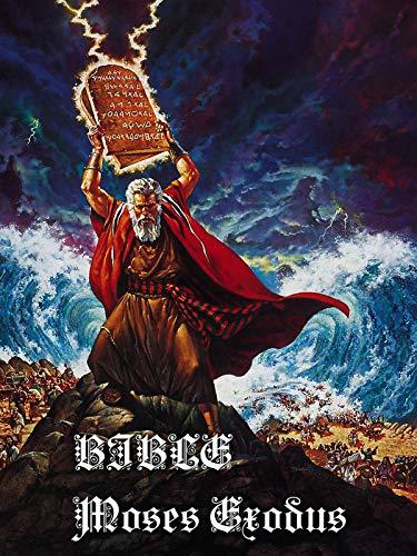 Bible Moses Exodus (English Edition)