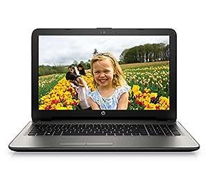 HP 15-AC033TX 15.6-inch Laptop (Core i5-5200U/4GB/1TB/Win 8.1/2GB Graphics), Turbo Silver